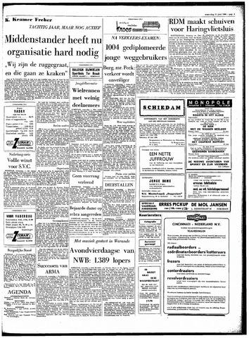 Rotterdamsch Parool / De Schiedammer 1964-06-17