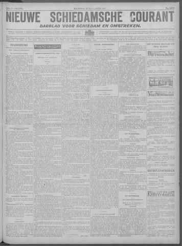 Nieuwe Schiedamsche Courant 1929-11-25