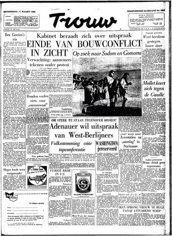 Trouw / De Rotterdammer 1960-03-17