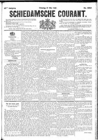 Schiedamsche Courant 1912-05-21