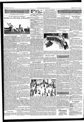 Rotterdamsch Nieuwsblad / Schiedamsche Courant / Rotterdams Dagblad / Waterweg / Algemeen Dagblad 1953-07-13