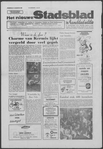 Het Nieuwe Stadsblad 1966-08-10