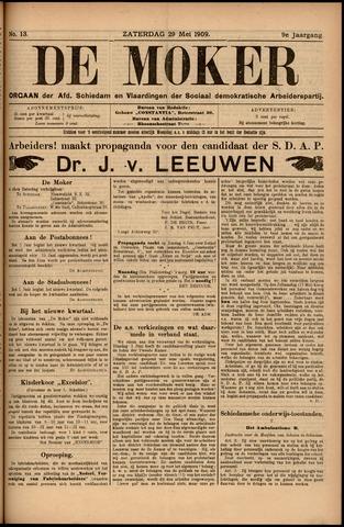 De Moker 1909-05-29