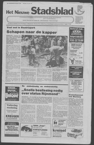 Het Nieuwe Stadsblad 1981-06-19