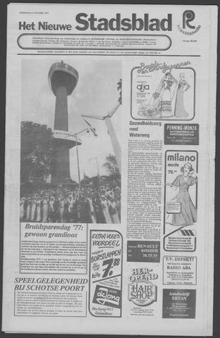 Het Nieuwe Stadsblad 1977-10-05