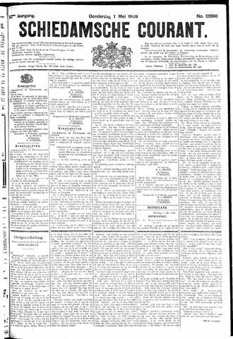 Schiedamsche Courant 1908-05-07