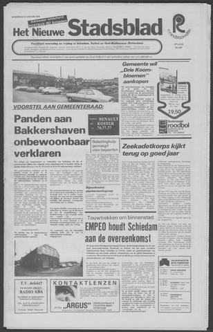 Het Nieuwe Stadsblad 1976-01-21