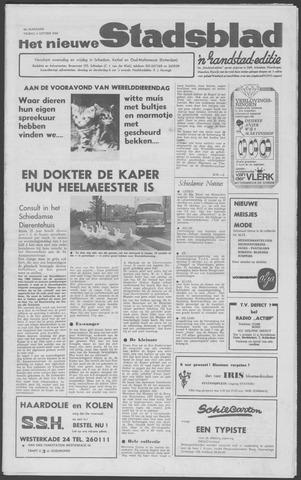 Het Nieuwe Stadsblad 1968-10-04