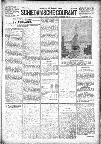 Schiedamsche Courant 1929-02-28