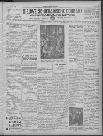 Nieuwe Schiedamsche Courant 1932-05-26