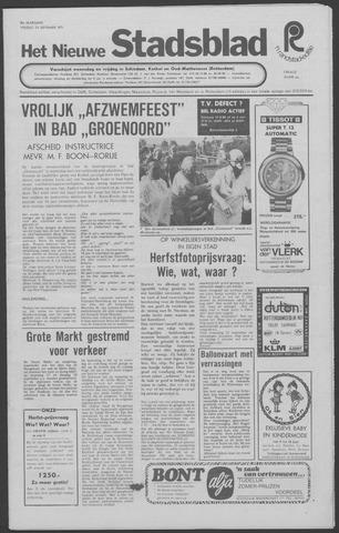Het Nieuwe Stadsblad 1971-09-24