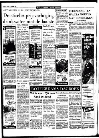 Rotterdamsch Parool / De Schiedammer 1966-11-18