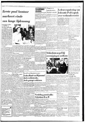Rotterdamsch Nieuwsblad / Schiedamsche Courant / Rotterdams Dagblad / Waterweg / Algemeen Dagblad 1968-09-10