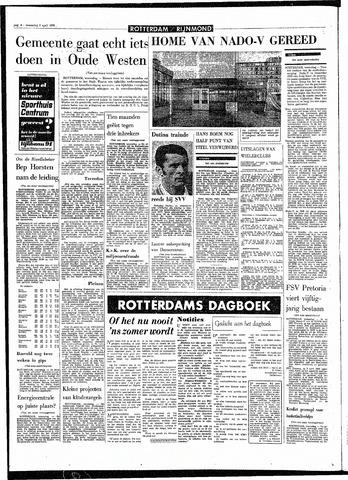 Rotterdamsch Parool / De Schiedammer 1970-04-08
