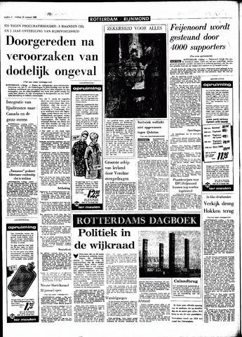 Rotterdamsch Parool / De Schiedammer 1968-01-19
