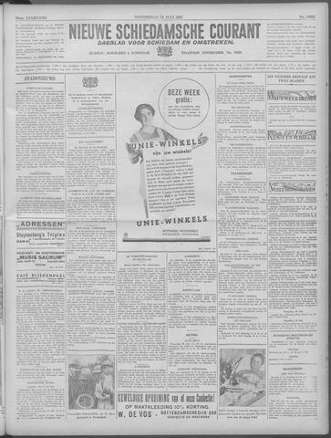 Nieuwe Schiedamsche Courant 1933-07-13