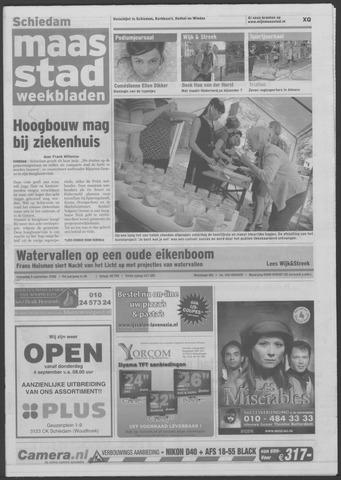 Maaspost / Maasstad / Maasstad Pers 2008-09-03