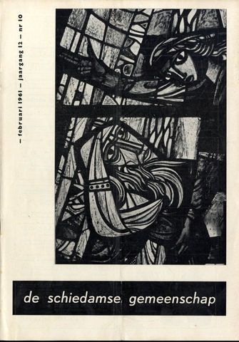 Schiedamse Gemeenschap (tijdschrift) 1961
