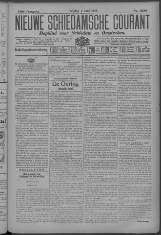 Nieuwe Schiedamsche Courant 1918-06-07