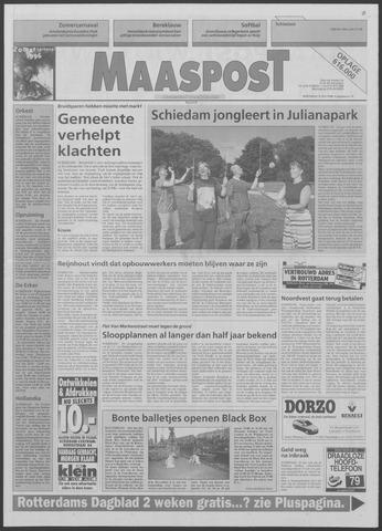 Maaspost / Maasstad / Maasstad Pers 1996-07-17