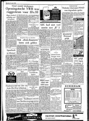 Rotterdamsch Parool / De Schiedammer 1962-03-12