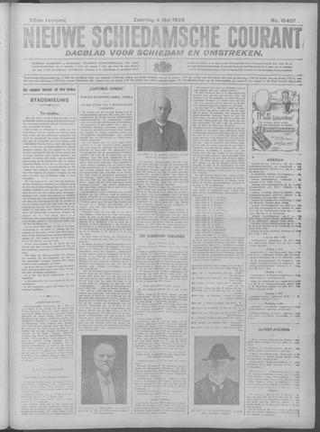 Nieuwe Schiedamsche Courant 1929-05-04