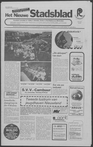 Het Nieuwe Stadsblad 1974-08-16