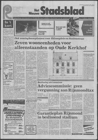 Het Nieuwe Stadsblad 1984-08-29
