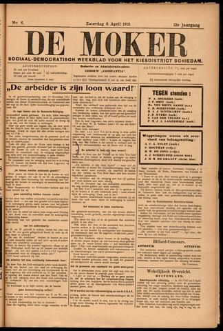 De Moker 1912-04-06