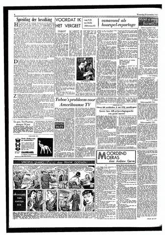 Rotterdamsch Parool / De Schiedammer 1957-11-20