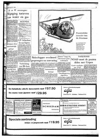 Rotterdamsch Parool / De Schiedammer 1962-11-13