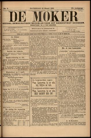 De Moker 1910-03-12