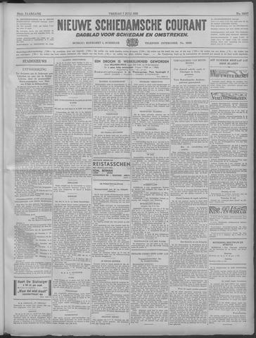 Nieuwe Schiedamsche Courant 1933-07-07