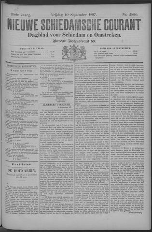 Nieuwe Schiedamsche Courant 1897-09-10