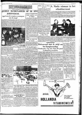 Rotterdamsch Nieuwsblad / Schiedamsche Courant / Rotterdams Dagblad / Waterweg / Algemeen Dagblad 1959-01-12