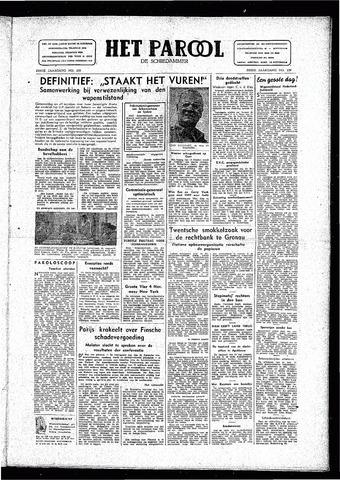 Rotterdamsch Parool / De Schiedammer 1946-10-15