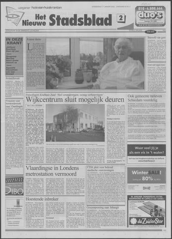 Het Nieuwe Stadsblad 2002-01-17