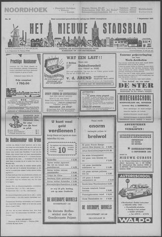 Het Nieuwe Stadsblad 1951-09-07