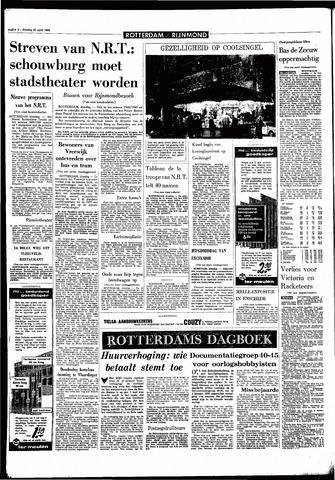 Rotterdamsch Parool / De Schiedammer 1968-04-30