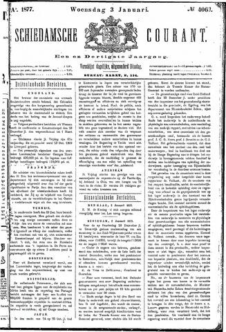 Schiedamsche Courant 1877-01-03