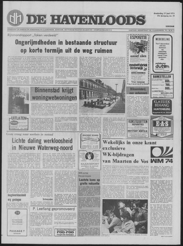 De Havenloods 1974-06-13