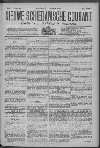 Nieuwe Schiedamsche Courant 1909-10-14