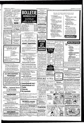 Rotterdamsch Nieuwsblad / Schiedamsche Courant / Rotterdams Dagblad / Waterweg / Algemeen Dagblad 1953-06-13