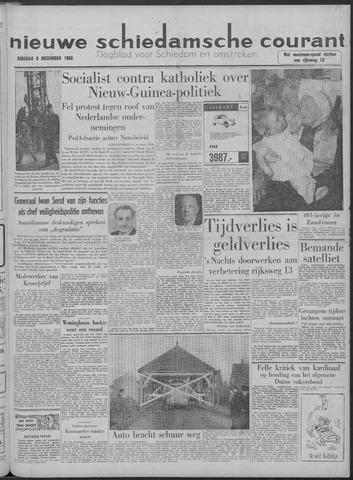 Nieuwe Schiedamsche Courant 1958-12-09