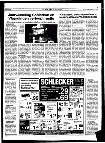 Het Vrije volk 1990