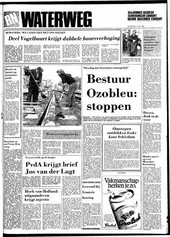Rotterdamsch Nieuwsblad / Schiedamsche Courant / Rotterdams Dagblad / Waterweg / Algemeen Dagblad 1983-06-01