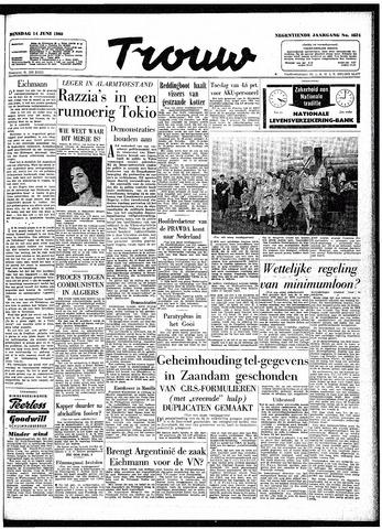 Trouw / De Rotterdammer 1960-06-14