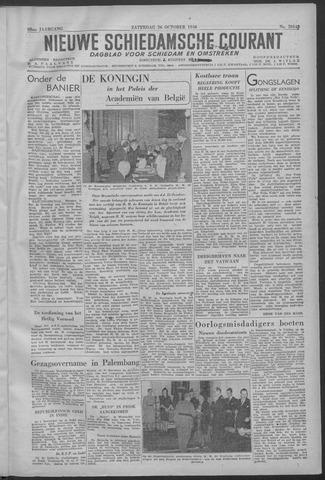 Nieuwe Schiedamsche Courant 1946-10-26