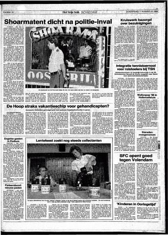 Het Vrije volk 1988-08-11