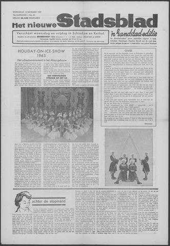 Het Nieuwe Stadsblad 1962-12-12